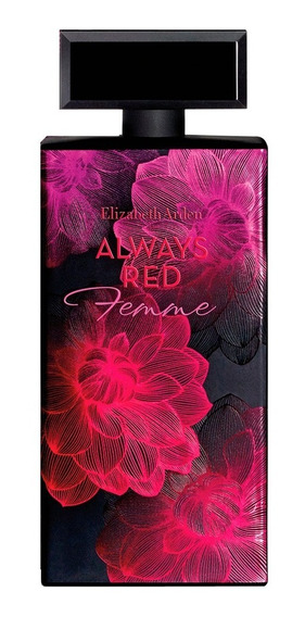 Always Red Femme New Elizabeth Arden - Perfume Feminino - Eau De Toilette 30ml