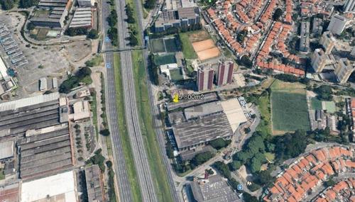 Área À Venda, 5800 M² Por R$ 11.600.000,00 - Jardim São João - São Paulo/sp - Ar0359
