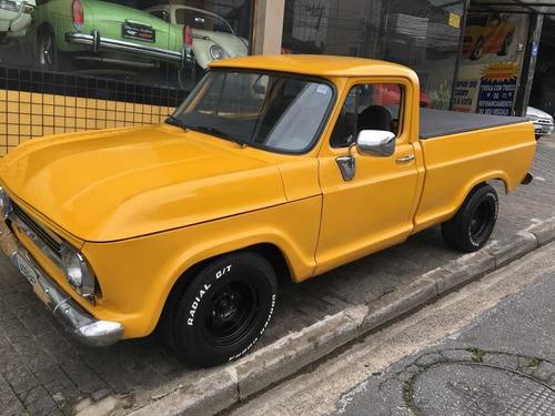 Chevrolet C10 4.1 4m 4100 6cc Pickup F1 Boca De Sapo F100 V8