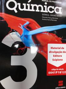 Química - Ensino Médio - 3ª Série - Manual Do Professor