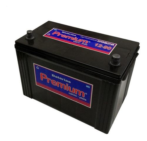 Imagen 1 de 9 de Bateria Premium 12x90 P90j Asiatico Libre Mantenimiento