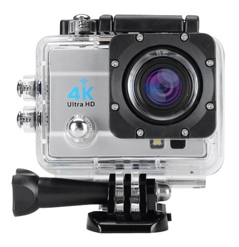 Camera Filmadora Esportiva Sj8000 Wifi Ultra Hd 4k 25fps