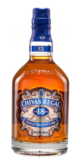 Whisky Chivas Regal 18 Años 750 Ml.*