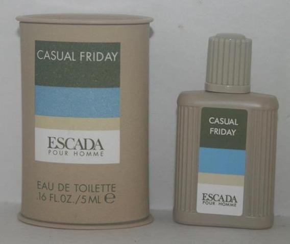 Miniatura De Perfume: Escada - Casual Friday - 5 Ml - Edt