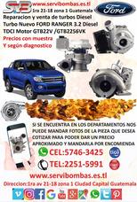 Reparacion Y Venta De Turbos Ford Ranger Xlt 3.2 Gtb22v