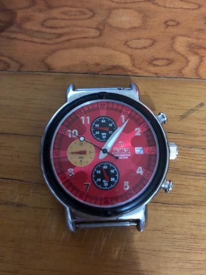 Relógio Ferrari Antigo (só A Máquina-sem Pulseira)