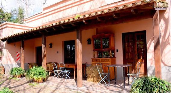 Alquiler Temporario Chacra En Areco
