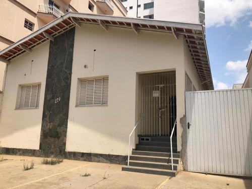 Ponto Comercial Para Venda Em Taubaté, Centro, 3 Dormitórios, 3 Vagas - Ca0072_1-1413623