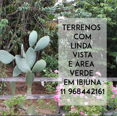 L. Terrenos Perto Das Cachoeiras, 22 Mil A Vista