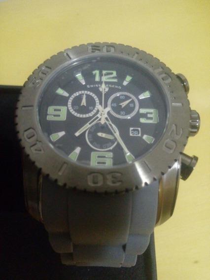 Relógio Swiss Legend Original Importado Dos Eua