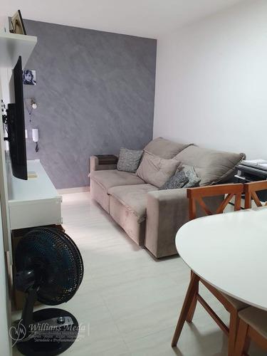 Apartamento Em Jardim Angelica - Guarulhos, Sp - 18840