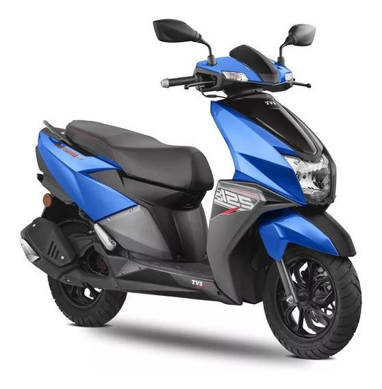 Scooter Tvs Ntorq 125 0 Km Con Conectividad!!!