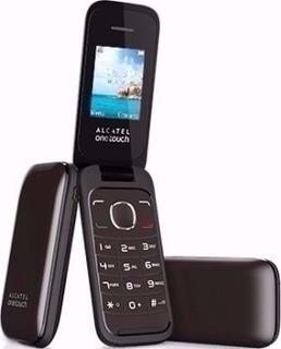Celular Alcatel 1035 One Touch Original Flip 2 Chips Gt-1270