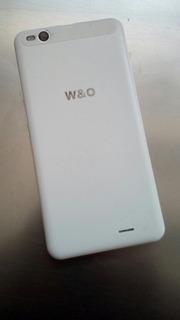 Celular W&o Max2 Con Detalle