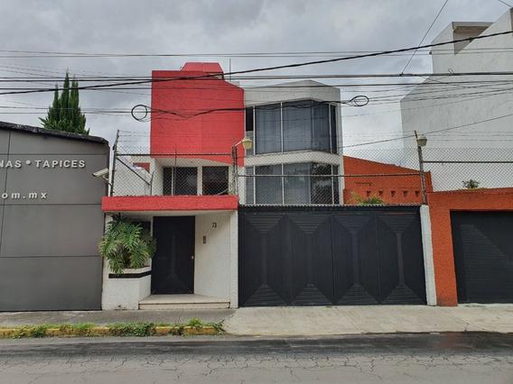 Excelente Casa En Paseos De Churubusco, Calle Río Soto La Marina