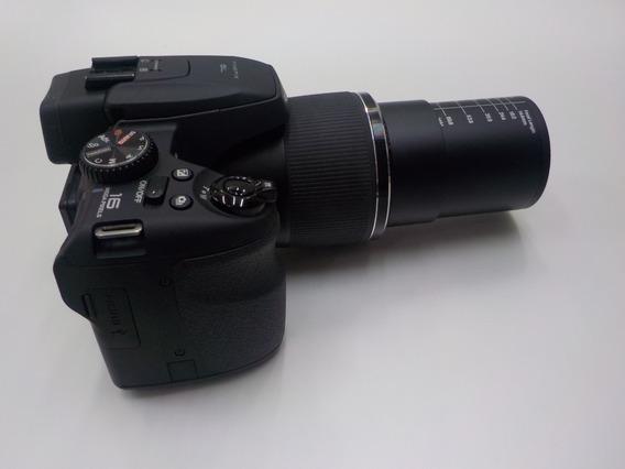 Câmera Fotográfica Fujifilm Finepix Sl1000 16mp + 2 Baterias