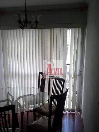 Apartamento À Venda, 59 M² Por R$ 330.000,00 - Vila Prudente - São Paulo/sp - Ap0567
