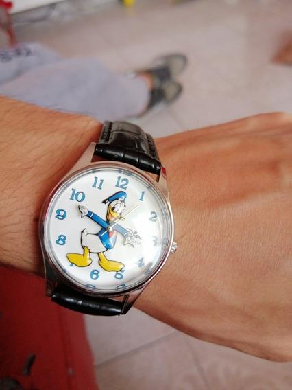 Reloj Disney De Pato Donald