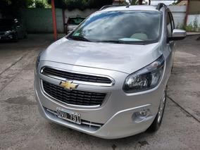 Chevrolet Spin 1.8 Ltz 5as 105cv 2015