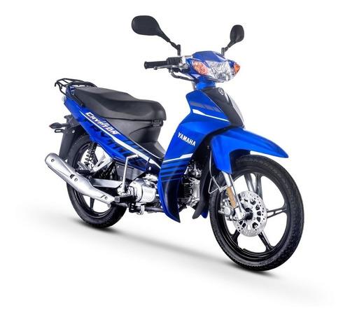 Yamaha Crypton T110 0 Km Stagno Aventura