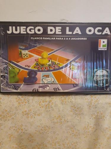 Juego De La Oca De 2 A 4 Jugadores, Clasico.