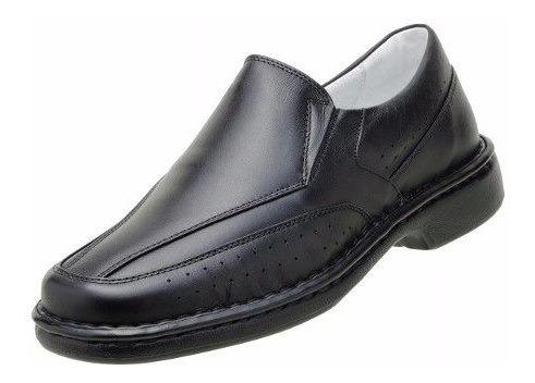 Sapatos Social Oxfords Asa Couro Legítimo Borracha 1751 2020