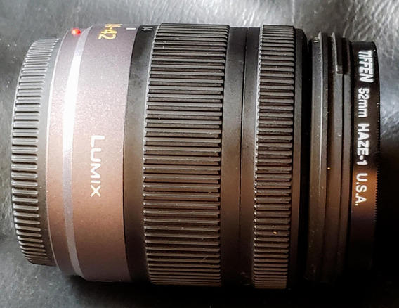 Lente Panasonic 14-42mm / Mega Ois Digital