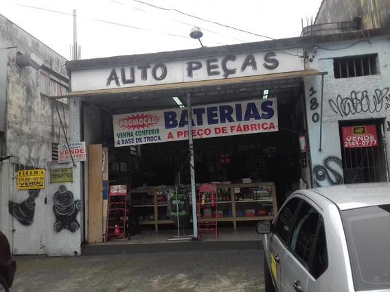 Prédio Comercial A Venda Excelente Localização Fl36