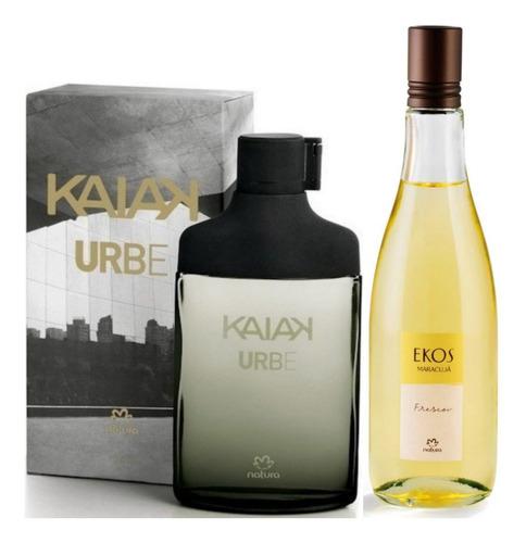 Perfume Kaiak Urbe Frescor Ekos Maracuy - mL a $523