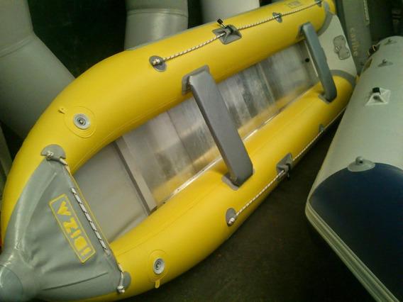 K-boat Ibiza420 Piso De Aluminio