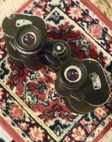 Binoculo Antigo Carl Zeiss Jena 10x50