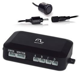 Sensor De Estacionamento Com 4 Pontos - Multilaser Au015