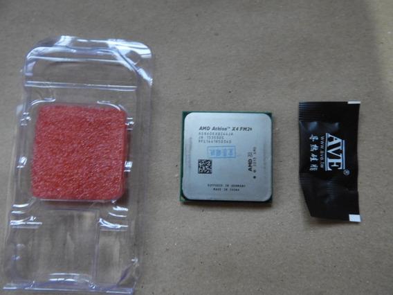 Amd - Athlon X4 860k Fm2 3.7-4.0ghz 4mb - Perfeito