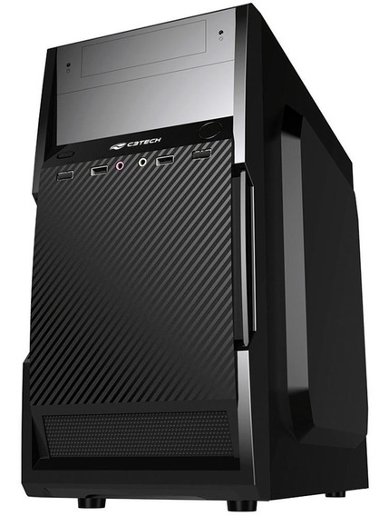 Computador Desktop Cpu Core I3 4gb Ssd 120gb - Com Garantia