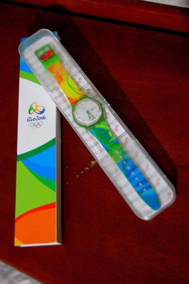 Relógio Rio 2016