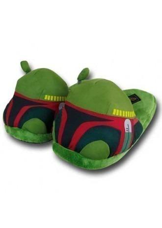 Pantuflas Star Wars Boba Fett Talla M (2pk)