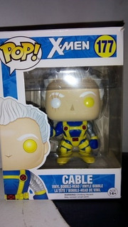 Figura Funko Pop! # 177 Cable Marvel X-men