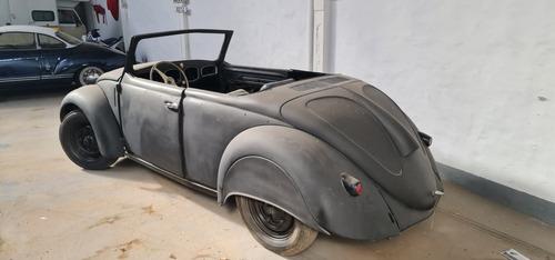 Volkswagen  Escarabajo Hebmuller