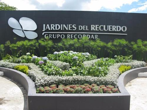 Terreno Jardines Del Recuerdo
