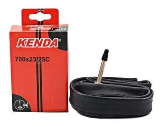 Camara Bicicleta 700c 23-25 Presta 60mm Kenda / Wisebikes
