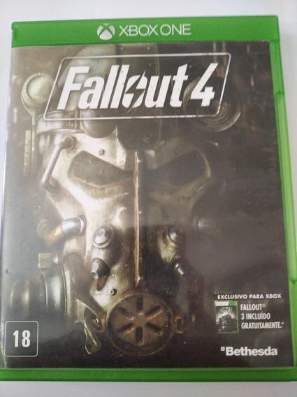 Fallout 4 Xbox One OriginalBethesta