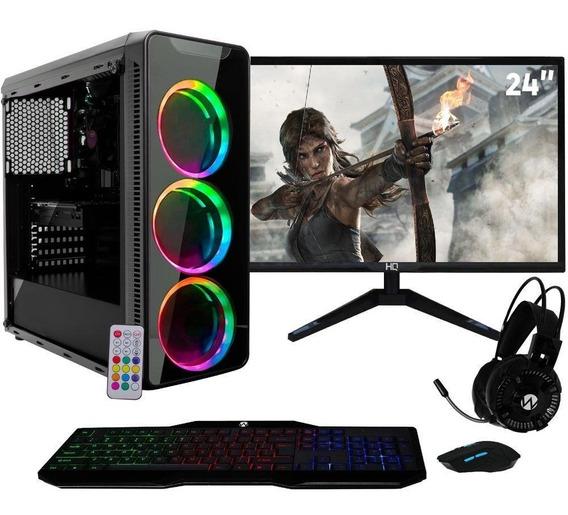 Cpu Pc Gamer Gtx 1060 6gb Intel I5 7geração 1tb 16gb