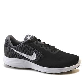 Nike Revolution 3 Dark Grey/white-black