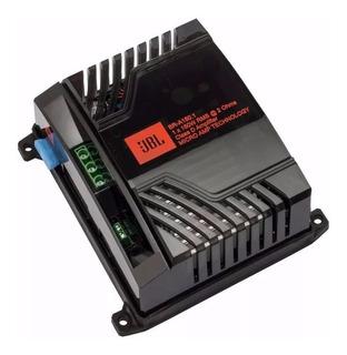 Amplificador Potencia Digital Jbl Br-a150.1 150w Rms 1 Canal