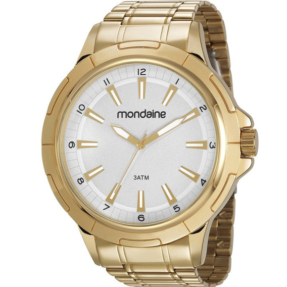 Relógio Mondaine Masculino Original 83400gpmvde1 C/ Nf-e