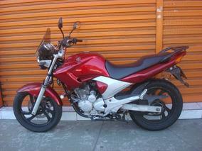 Yamaha Ys 250 Fazer 2008 Apenas 48.700km