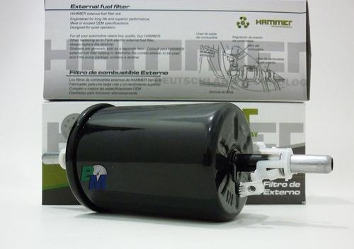 Filtro Gasolina Aveo Optra Spark Luv Dmax Corsa 1604