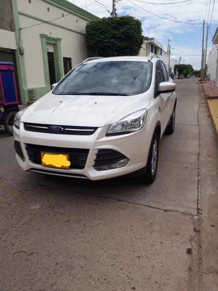 Ford Escape 2016 4x4 5 Puertas,color Blanco Perlado