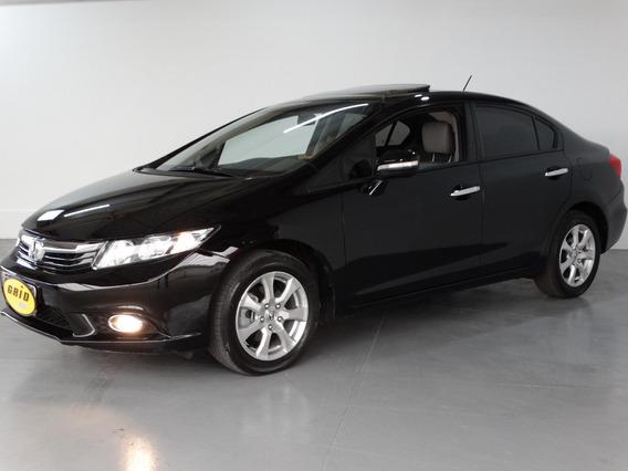 Honda Civic Exr 2.0 16v Flex Aut.2014