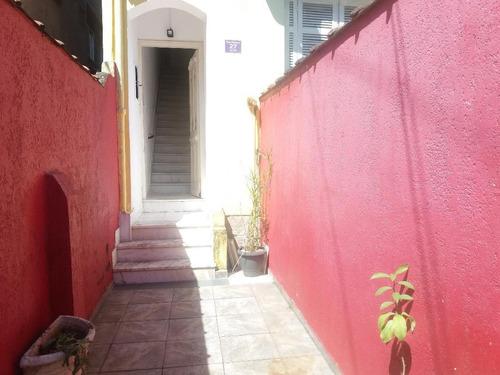 Imagem 1 de 15 de Aluga-se Sobreposta Alta, 3 Dormitórios, Com Quintal, No Bai - 14639